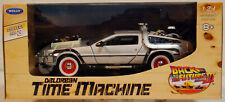 1985 Zurück in die Zukunft III De Lorean DMC 12 Time Machine 1:24 Welly 22444