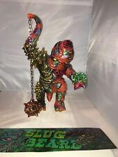 Paul Kaiju x Toy Art Gallery Slugbeard Astro Jungle Version Kaiju Sofubi