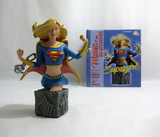 2011 DC Direct ✧ SUPERGIRL ✧ Women of the DC Universe Bust