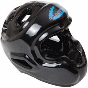 Macho Genesis Full Head Gear - Small - Black