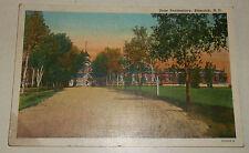 Postcard Vintage - State Penitentiary Bismarck North Dakota - Unsent