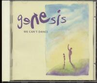 Genesis - We Can't Dance Virgin Records Germany Cd Ottimo