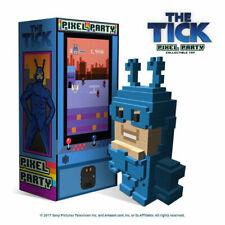 The Tick Pixel Party 16-Bit Style Action Figure Cartoon