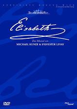 """DVD * ELISABETH - DAS MUSICAL - LIVE AUS DEM THEATER AN DER WIEN # NEU OVP"""""""