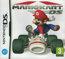 Mario Kart DS, Nintendo DS game, USED, FREE POSTAGE