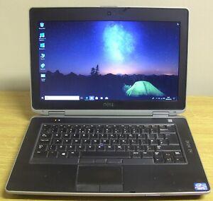 Dell Latitude E6430 Laptop 2.6GHz, 4GB Ram, 320GB HD, Windows 10 Pro