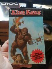king kong delos w lovelace 1977 futura paperback film tie in