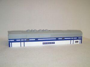 Lionel Postwar Celebration Series 2367 Wabash F3 B Unit Shell Fully Trimmed NOFS