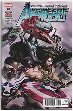 AVENGERS #8 2017 VOLUME 6 NM/MINT 9.8 SEND THIS BOOK TO CGC!