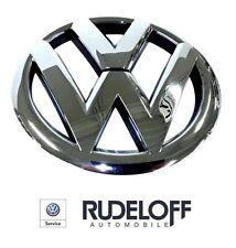 original Volkswagen VW Logo Emblem chrom Golf VI 6 * 5K0853601F ULM * NEU