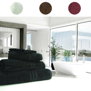 Luxury 100% Cotton Super Soft Towels Hand Towel Face Towel Bath Towel Towel Sets