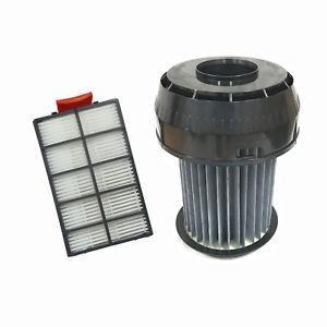 Filter Set für Bosch BGS6 .. Roxx`x, Siemens VSX6 .. Ersatz für BBZ155 Roxx