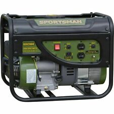 Sportsman GEN2000 2000 Watt Portable Gasoline Generator - 9 Hour Runtime