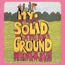 My Solid Ground-My Solid Ground (negro) vinilo LP + descarga nuevo