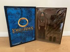 "THE LORD OF THE RINGS THE RETURN OF THE KING 12"" GIMLI COLLECTOR FIGURE 2004 NIB"