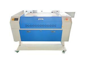 7050 CO2 Laser Engraving Cutting Machine Engraver Cutter Acrylic 700*500mm Ruida