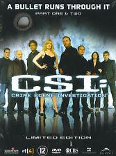 C.S.I. : A bulllet runs through it part 1 & 2 (DVD)
