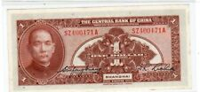SHANGAI Chine CHINA BILLET 1 DOLLAR 1928 P195 NEUF UNC