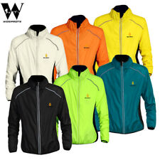 Mens Cycling Jacket MTB Mountain Bike Riding Jersey Sports Water Resistant Coat