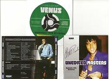 "ELVIS PRESLEY CD ""UNEDITED MASTERS - NASHVILLE 1970 REVISITED"" 2013 VENUS SYLVIA"
