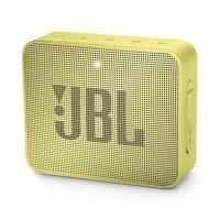 CASSA PORTATILE RICARICABILE SPEAKER BLUETOOTH JBL GO2 GIALLO WATERPROOF