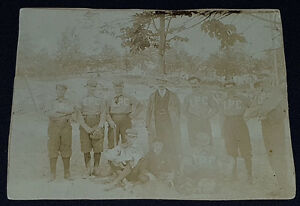 1880/1900'S - LPC - BASEBALL - TEAM - PHOTO - ORIGINAL