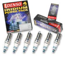 6 pc Denso Iridium Power Spark Plugs for Ford Explorer 3.5L V6 2011-2017 av