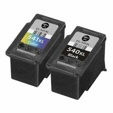 Remanufactured Canon Pg540xl & Cl541xl Ink Cartridges for Pixma Printers
