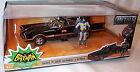 Batman Classic TV Series Batmobile & Batman 1-24 Scale New in Box Jada 98259
