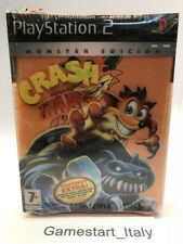 CRASH LUCHA DE TITANES MONSTER EDICION - SONY PS2 - NUEVO Y SELLADO - NEW PAL