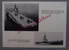 DOCUMENT PHOTO ARROMANCHES PORTE HELICO KAREL DOORMAN PAYS BAS 1965 clipping