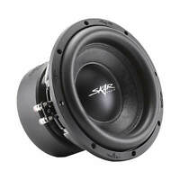 "NEW SKAR AUDIO SVR-10 D2 10"" 1600 WATT MAX POWER DUAL 2 OHM CAR SUBWOOFER"