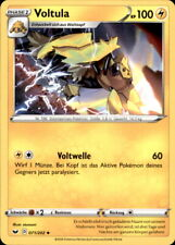 Pokemon - 71/202 Voltula - Schwert & Schild 1 - Deutsch
