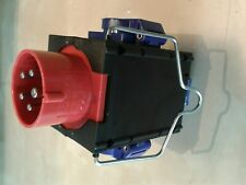 Stromverteiler CEE 16A auf 3 x Schuko
