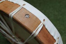 "15""Cow Rawhide Drum Shaman, Pagan, Native American Inspired Drum"