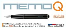 MemoQ Digital Voice Recorder & Mp3 Player Pen