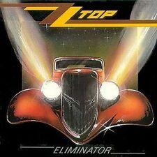 ZZ TOP ELIMINATOR CD NEW