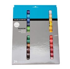 Daler Rowney Simply Gouache sets of 12 & 24 Assorted Colours