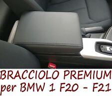 Bracciolo Premium per BMW 1 F20 - F21 - MADE IN ITALY mittelarmlehne für @@@