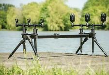 Leeda Rogue Coarse & Carp Fishing 3 in 1 Rod Pod with Carry Case