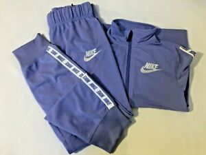 Girls Nike Tracksuit Jacket and Bottoms Juniors M and XL Brand New With Tags