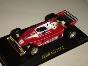 Altaya Die Cast F1 Ferrari 312 T2 Niki Lauda 1976 1/43 RUSH