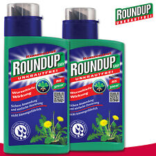 Roundup Unkrautfrei 2 x 500 ml Easy Konzentrat