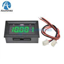 Green Led 5 Digit Dc 0 43000 33000v Digital Voltmeter Voltage Meter Car Panel