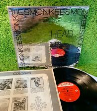 THE MONKEES HEAD 1968 •1st press• FOIL COVER psych DEEP GROOVE COMPLETE +INNER