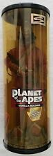 PLANET OF THE APES GORILLA SOLDIER WITH ROTATING DISPLAY STAND SIGNATURE SERIES