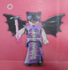 PLAYMOBIL 9444 Figures Girls Serie 14, Vampirin Batgirl Fledermaus Frau #7 NEU