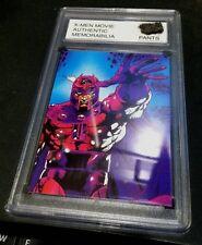 X-MEN Authentic MOVIE Memorabilia ROGUE Worn JEANS W/ Encased Card #33 CERTIFIED