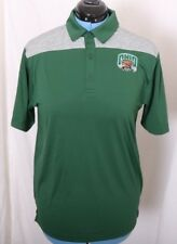 Ohio Bobcats Columbia Golf Omni-Wick Heathered Athletic Polo Shirt Men's M