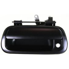 NEW Rear Tailgate Handle Black Smooth w/ keyhole for 2000-2006 Toyota Tundra